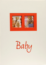 Album detské 60 strán  Baby Fancy orange