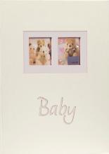 Album detské 60 strán  Baby Fancy biele