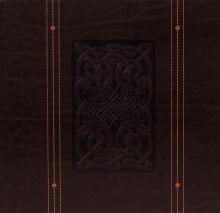Album pre 200 fotiek 10x15 Decor 64  tm. hnědý