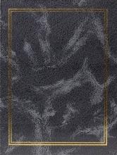 Fotoalbum 10x15 pre 200 fotografií Vinyl šedý