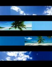 Minialbum 10x15 pre 64 fotiek Contrast-mix barev