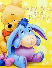 Samolepiace album 40 strán -  Disney Baby Pooh
