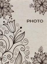 Mini album pre 100 fotiek 10x15 Simple 1 zvončeky