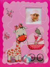 SAMOLEPIACE album 60 strán Muzzle ružové