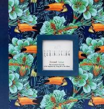 Album pre 200 fotek 10x15 Tropics modré