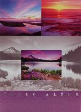 Fotoalbum 10x15 pre 200 fotiek Sky air fialové