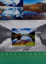 Fotoalbum 10x15 pre 200 fotiek Sky air zelené