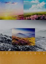 Fotoalbum 10x15 pre 200 fotiek Sky air žlté