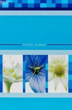 Fotoalbum 10x15 pre 300 fotografií Drops modrý