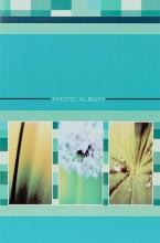 Fotoalbum 10x15 pre 300 fotografií Drops zelený