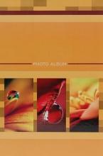 Fotoalbum 10x15 pre 300 fotografií Drops oranžový