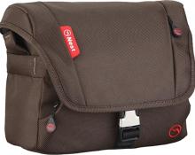 NEST - Athena 10, hnedá taška