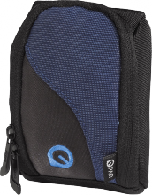 Taška PAQ Modern Classic DF10, čierna / modrá