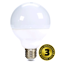 Solight LED žiarovka, globe, 18W, E27, 3000K, 270 °, 1520lm WZ513