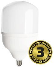 Solight LED žiarovka T140, 45W, E27, 4000K, 240 °, 3825lm WZ525