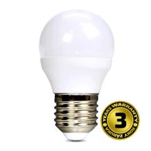 287/5000 Solight LED žiarovka, miniglobe, 6W, E27, 3000K, 450L WZ412