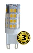 Solight LED žiarovka G9, 3,5W, 3000K, 300lm WZ322