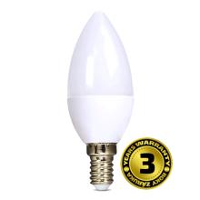 Solight LED žiarovka, sviečka, 6W, E14, 3000K, 450L WZ409