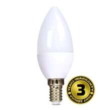 Solight LED žárovka, svíčka, 4W, E14, 3000K, 310lm WZ408