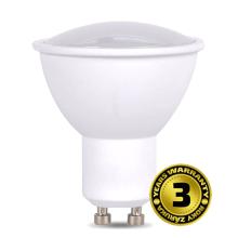 Solight LED žárovka, bodová , 5W, GU10, 3000K, 400lm, bílá WZ316