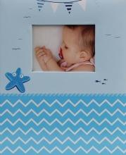 Album dětské 20 stran StarFish modré