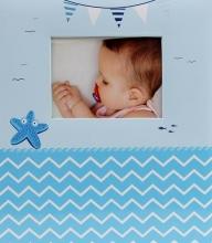 Album detské 60 stran Starfish modré