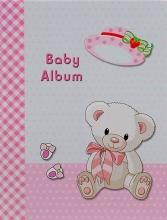 Mini album pre 100 fotiek 10x15 Twinkle ružový
