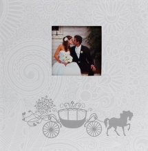 Album pre 200 fotiek 10x15  Purity koč