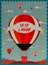 Mini album pre 100 fotiek 10x15 Ride balon