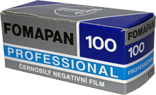 Foma FOMAPAN Professional 100/120