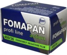 Foma FOMAPAN 400/36 čiernobiely