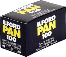 Ilford PAN 100/36 čiernobiely