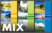 Album 9x13 pre 96 fotiek Alfresco MIX