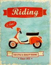 Album 10x15 pre 304 fotiek  Ride motorka
