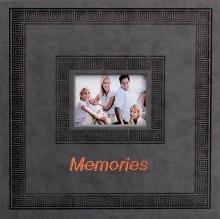 Album pre 200 fotiek 10x15 Decor 203 sivé