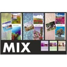 Minialbum 9x13 pre 36 fotiek Wather MIX
