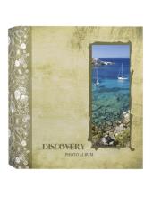 Klasické fotoalbum 100 strán  Discovery žlté