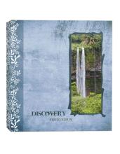 Klasické fotoalbum 100 strán  Discovery modré