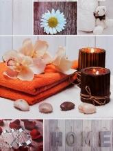 SAMOLEPIACE album 40 strán Home 1 sviečky
