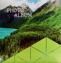 Fotoalbum 10x15 pre 500 fotiek Balance zelené
