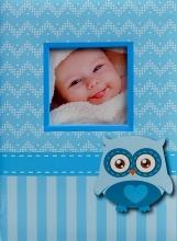 Album pre 200 fotiek 10x15 Wink modrý