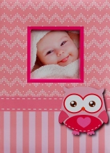 Album pre 200 fotiek 10x15 Wink ružový