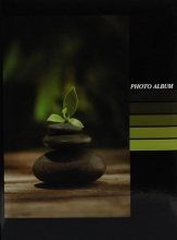 Fotoalbum 10x15 pre 200 fotografií   Relax zelený