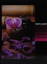 Fotoalbum 10x15 pre 200 fotografií  Relax fialový