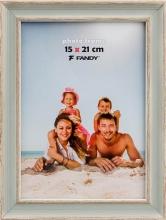 Fotorámček Malaga 10x15 zelenkavý