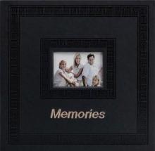 Album pre 200 fotiek 10x15 Decor 203 čierne