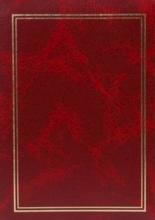Album 13x18 pre 100 fotek Vinyl vínový