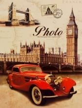 Album pre 200 fotiek 10x15 Cars 1 red