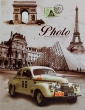 Album pre 200 fotiek 10x15 Cars 1 yellow
