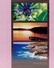 Album 10x15 pre 304 fotiek  Plant ružový